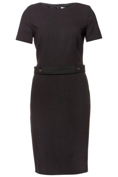Kleid Desulea in Schwarz
