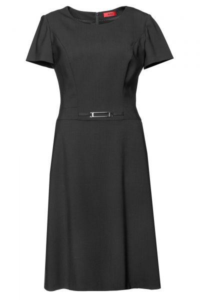 Kleid Kelinda in Schwarz