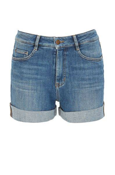 Jeans-Shorts Elisabeth in Blau