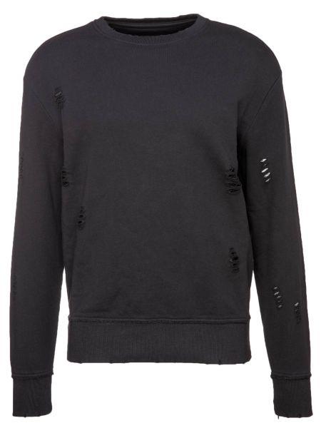 Sweater Hares in Schwarz