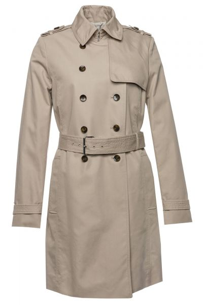 Trenchcoat Casilie in Beige
