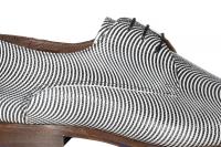 Vorschau: Schnürschuhe in Weiß