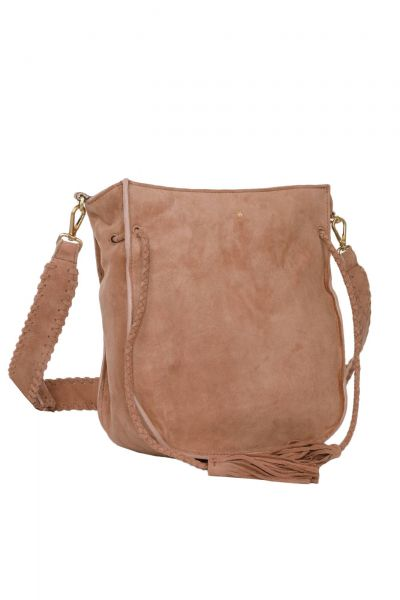 Tasche Day Gypsy Saddle in Altrosa