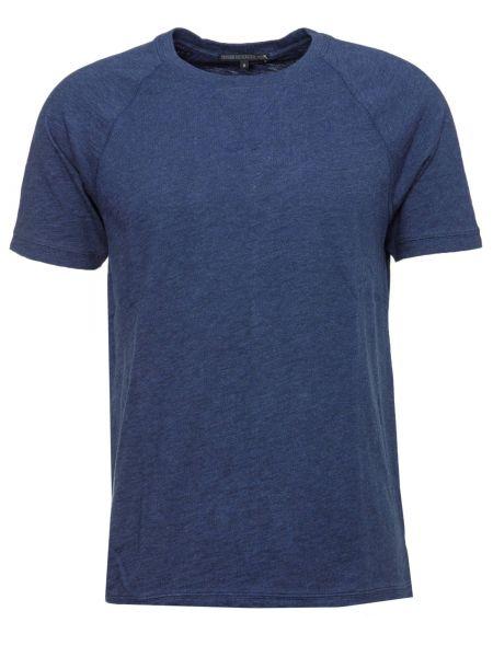 T-Shirt Arne in Dunkelblau