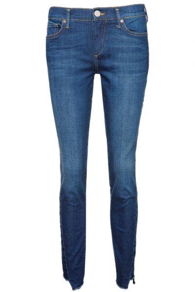 Jeans Halle Broken Twill in Blau