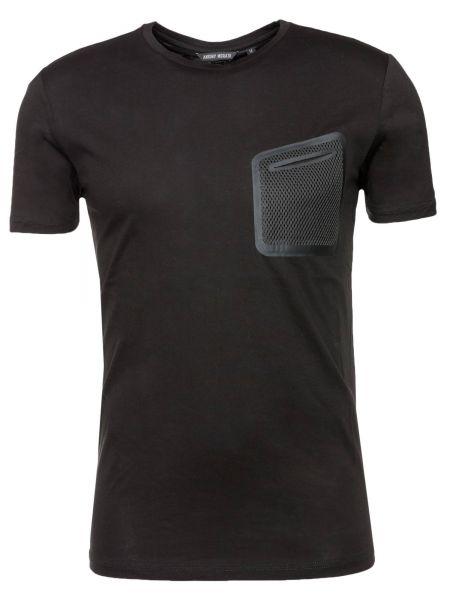 T-Shirt in Schwarz