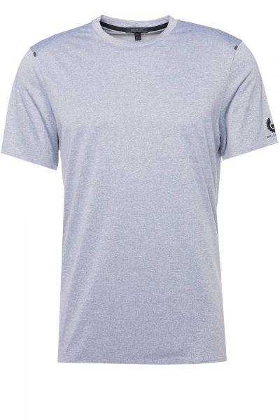 T-Shirt Flux in Grau