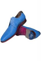 Vorschau: Schnürschuhe in Blau