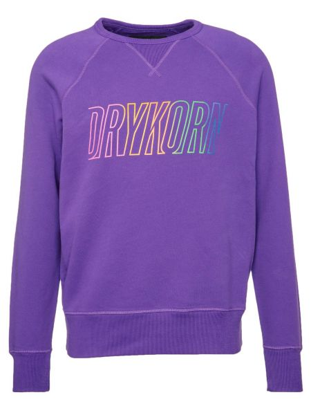 Sweatshirt Razer_Drykorn in Lila