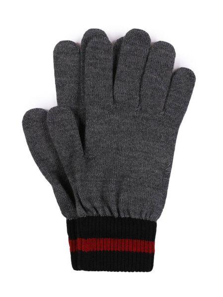 Handschuhe Gloves in Anthrazit