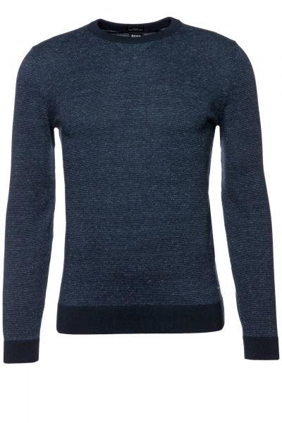 Sweatshirt Devis in Dunkelblau