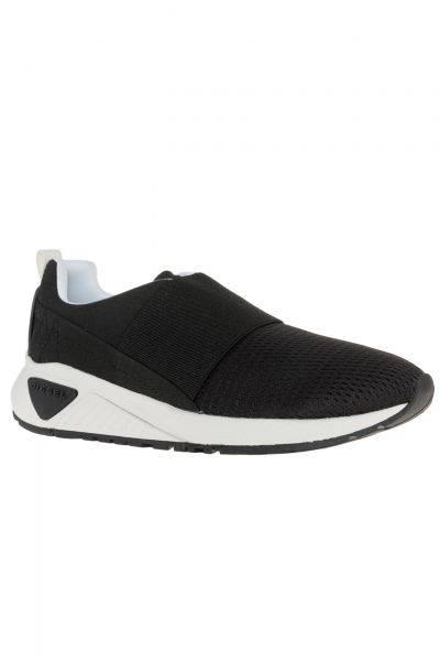 Sneaker S-KB ELASTIC in Schwarz