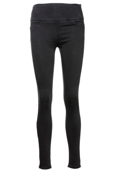 Jeans Pantaloni in Grau