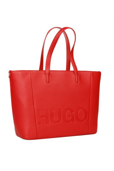 Shopper Mayfair Tote Bag in Rot (620)