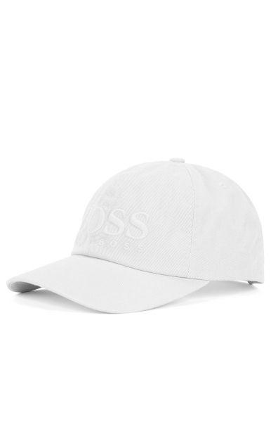 Cap Fritz in Weiß