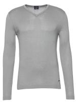 Vorschau: Pullover Leon in Grau