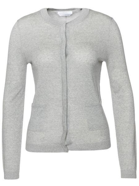 Cardigan Fuyuma in Grau