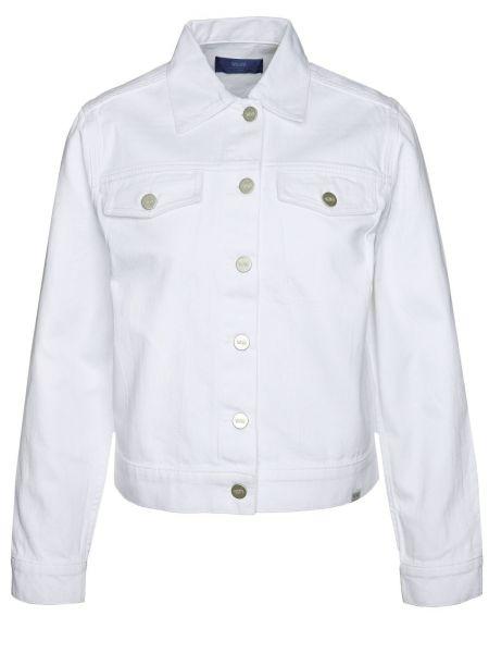 Jeansjacke Kasi in Weiß