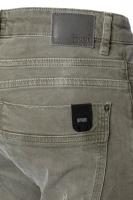 Vorschau: Jeans Hood in Oliv