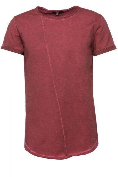 T-Shirt Mylon in Rot