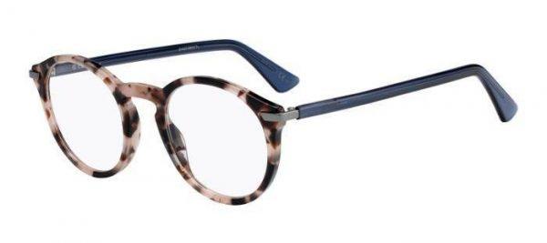 Brille Dior Essence 5 in Blau