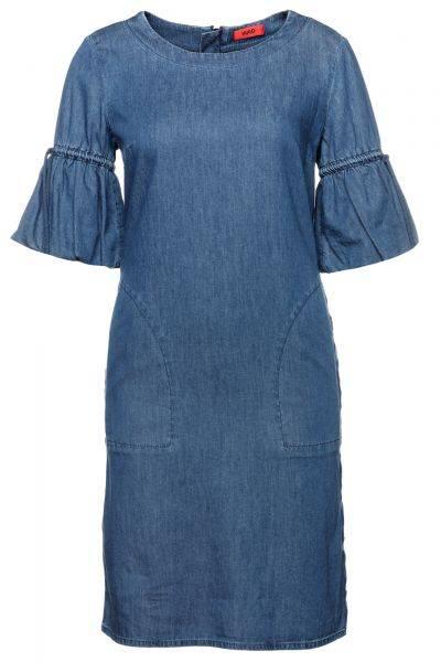 Jeanskleid Kaiwa-1-W in Blau