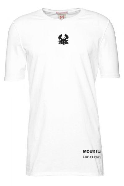 T-Shirt Amaya in Weiß