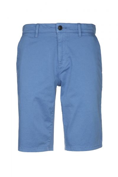 Shorts Schino-Slim-Shorts-D in Hellblau