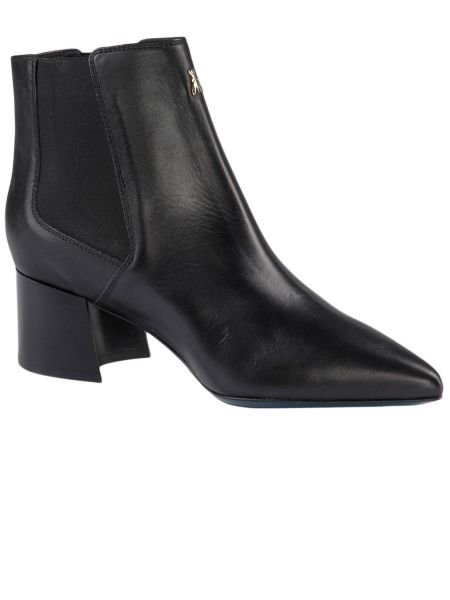Ankle-Boots in Schwarz