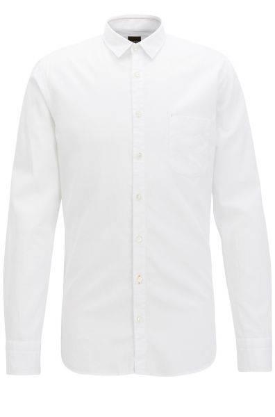 Hemd Cattitude_1 in Weiß