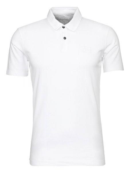 Poloshirt Enai in Weiß