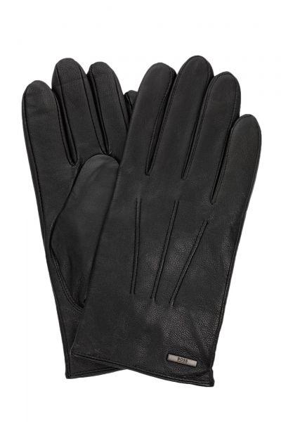 Handschuhe Hainz in Schwarz