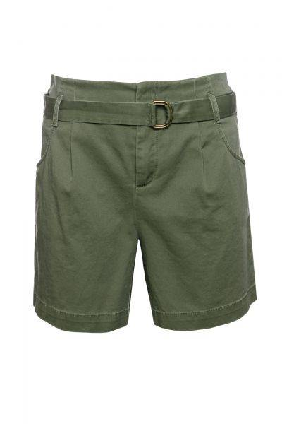 Bermuda-Shorts in Khaki