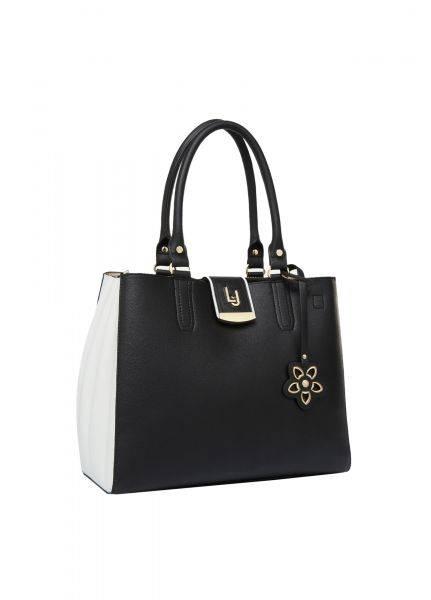 Handtasche Shopping Bag in Schwarz