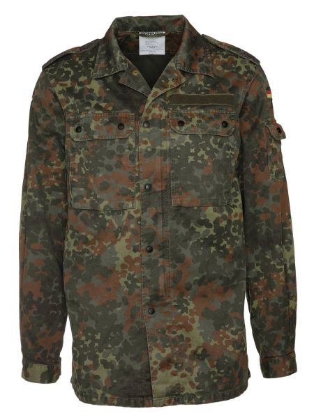 Jacke Bad Camo Men in Grün
