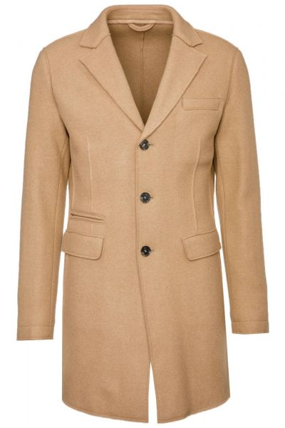 Mantel in Beige