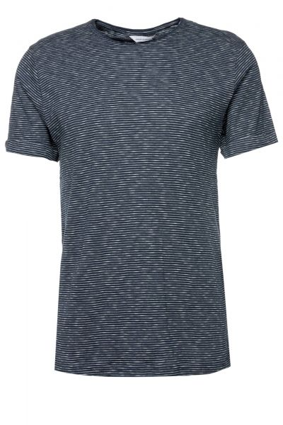 T-Shirt Shawnee in Blau