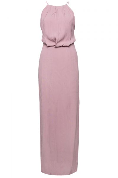 Maxikleid Willow in Rosa