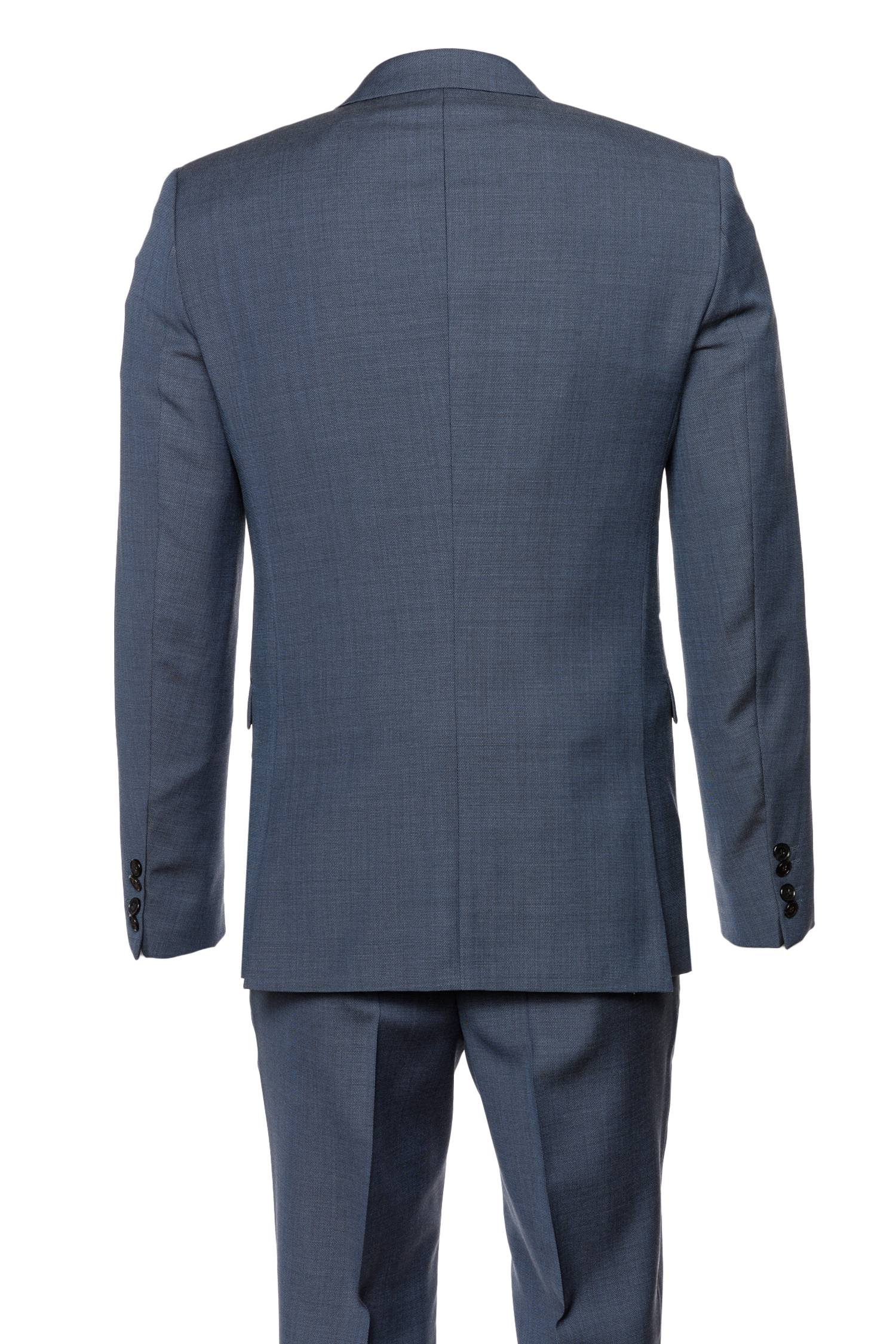ba5ba965b792 HUGO Herren Business Anzug Modell Astian Hets 184 Karo Flatfront   eBay