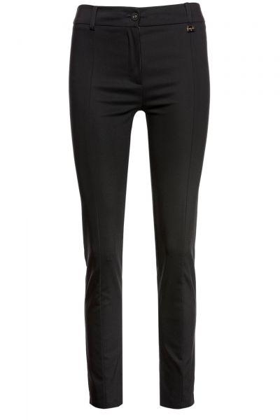 Hose Pantaloni in Schwarz