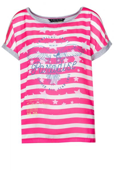 T-Shirt Paradise in Pink