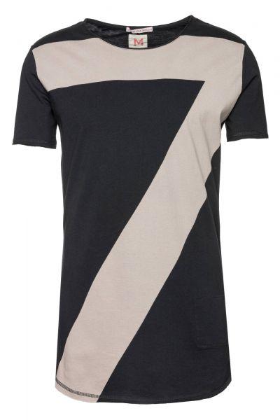 T-Shirt GI in Schwarz