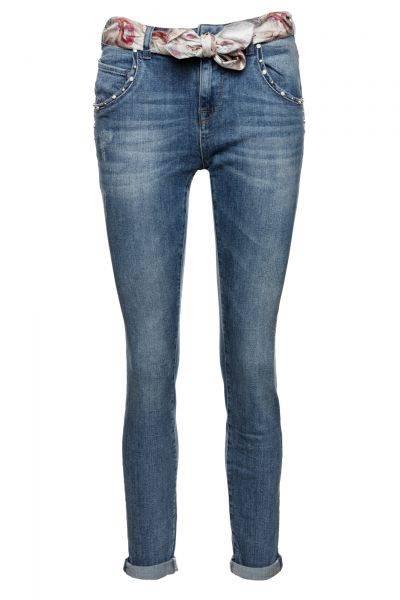 Jeans Jamie Pearl in Blau