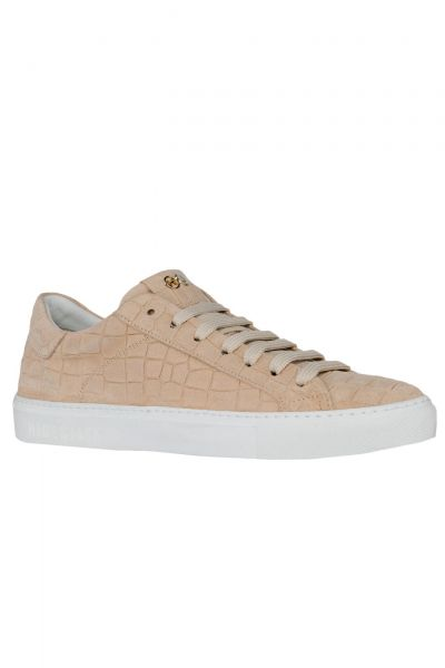 Sneaker Essence Croco in Beige