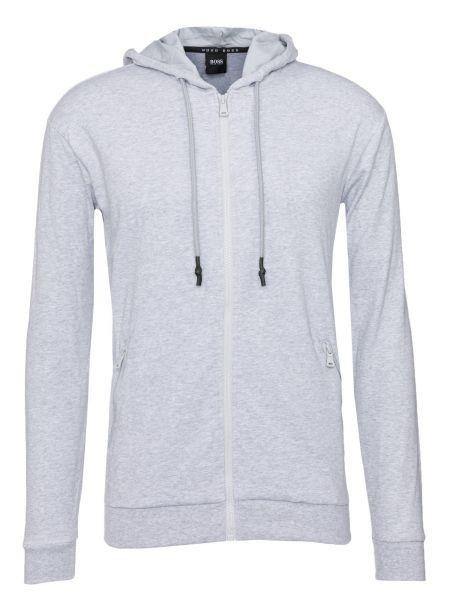 Sweatjacke Hooded Jacket in Anthrazit