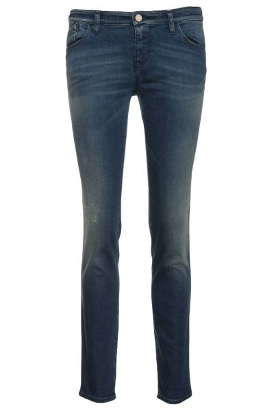 Jeans 5 Pockets Pant in Blau