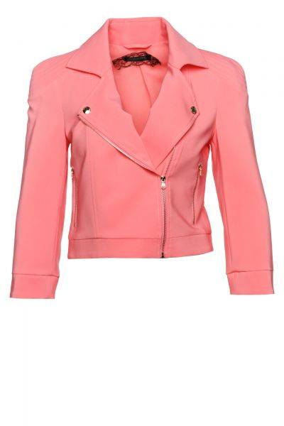 Blazer Giacca in Pink