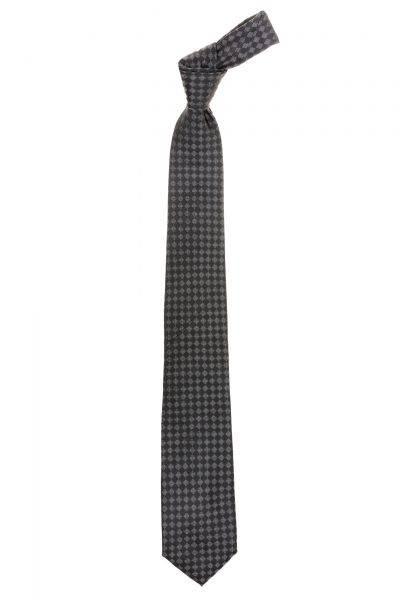 Krawatte in Schwarz