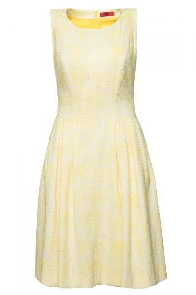 Kleid Kombasa in Gelb
