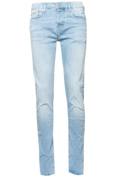 Jeans Rocco Traditional in Blau